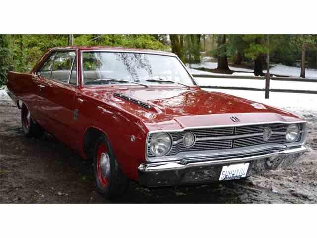 1968 Dodge Dart GTS | 973891