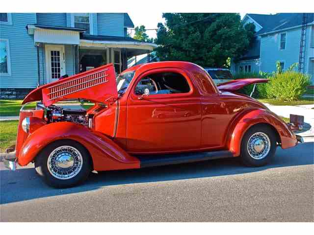 Picture of '36 3-Window Coupe - KVGQ