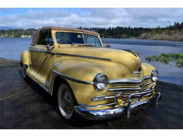 1948 Plymouth Convertible | 973899