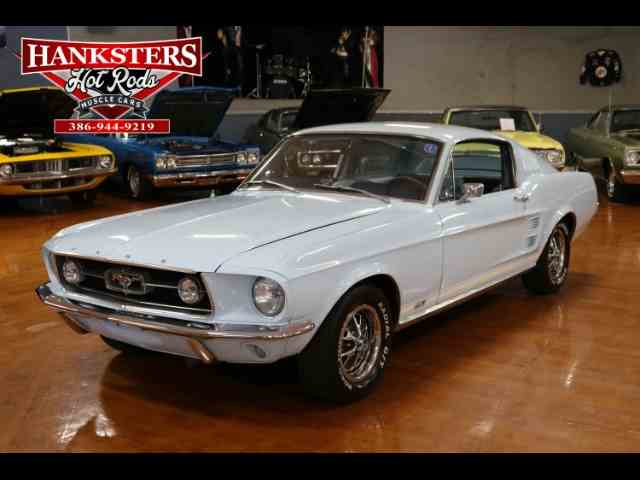 1967 Ford Mustang GT | 970390