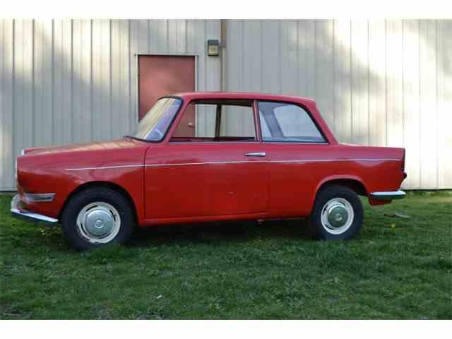 1960 BMW 700   973906