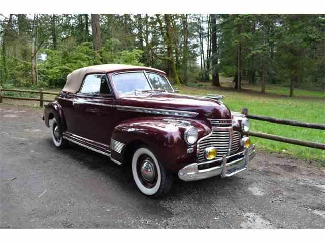 1941 Chevrolet Convertible | 973907
