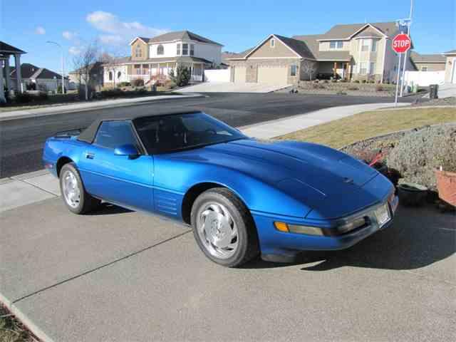 1993 Chevrolet Corvette | 973909