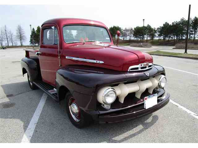 1951 Ford F1 | 973912