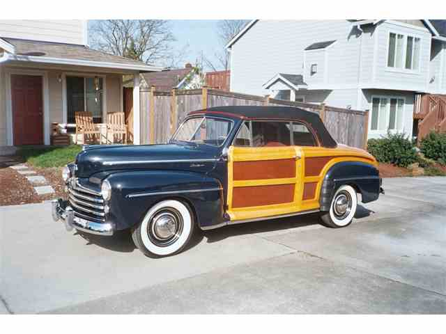 1948 Ford Convertible | 973914