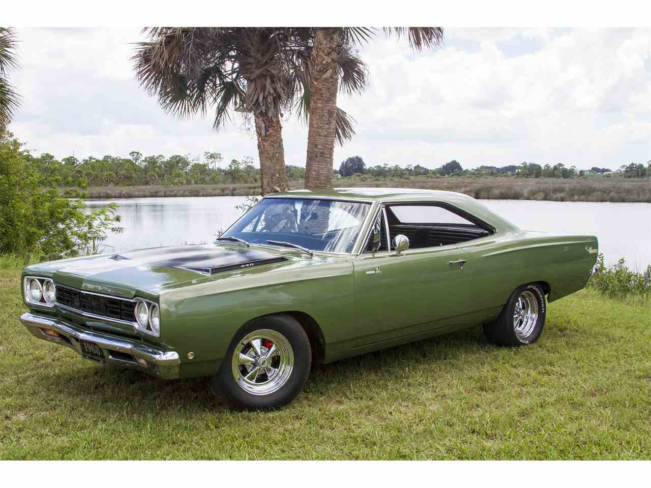 1968 plymouth road runner for sale cc 973916. Black Bedroom Furniture Sets. Home Design Ideas