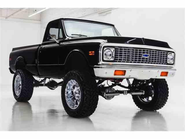 1972 Chevrolet Pickup | 970392