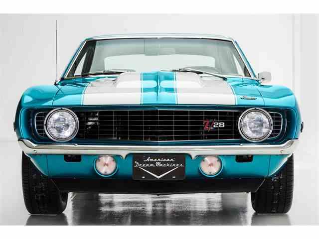 1969 Chevrolet Camaro | 970393
