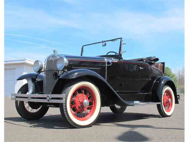 1931 Ford Model A | 973930