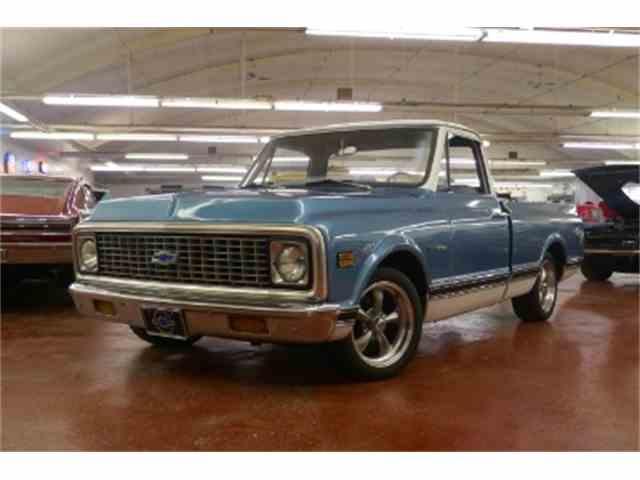 1971 Chevrolet C/K 10 | 973931