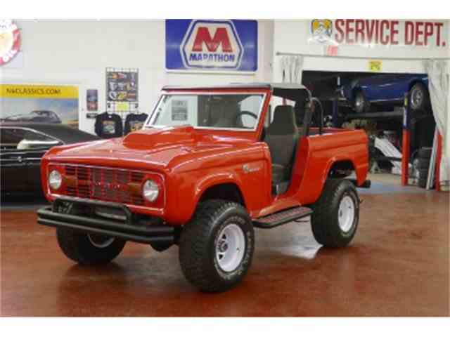1977 Ford Bronco | 973932