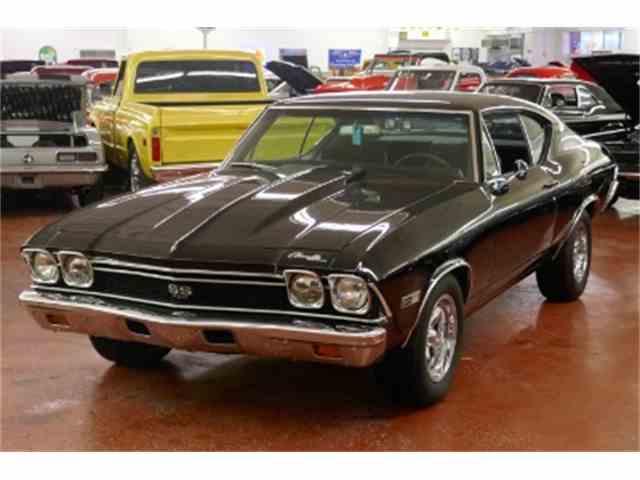 1968 Chevrolet Chevelle | 973933