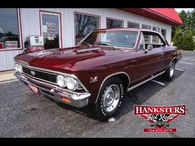 1966 Chevrolet Chevelle | 973944