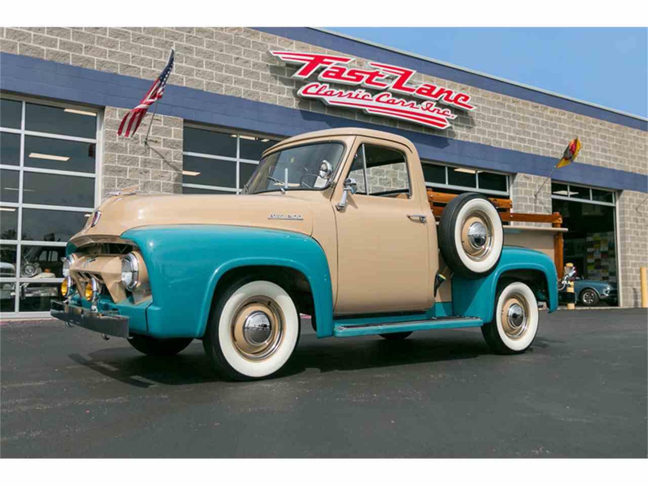 1954 Ford F100 For Sale Classiccars Com Cc 973947