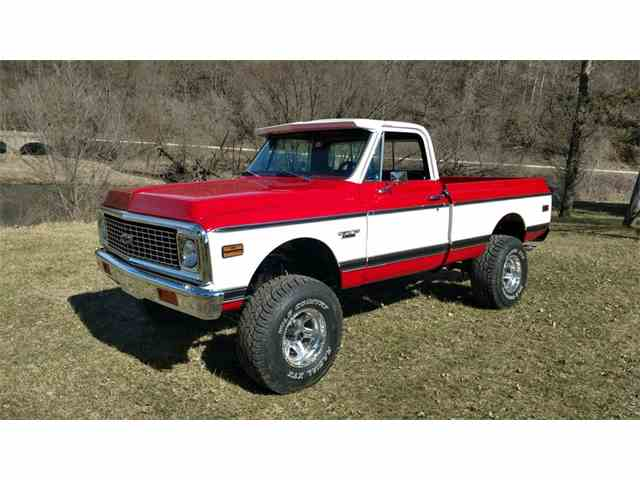1970 Chevrolet C/K 10 | 973953