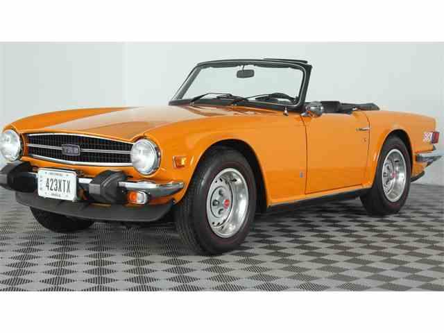 1975 Triumph TR6 | 973958