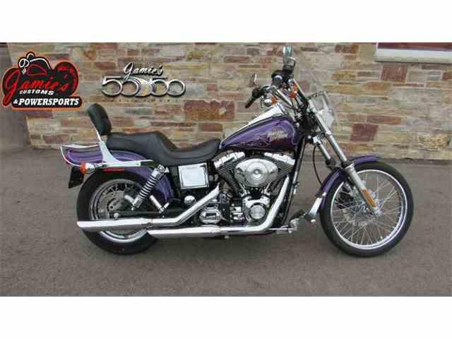 2001 Harley-Davidson FXDWG - Dyna Wide Glide | 973960