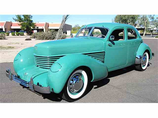1936 Cord Westchester | 973962