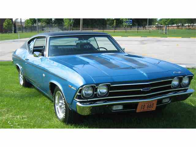 1969 Chevrolet Chevelle | 973970