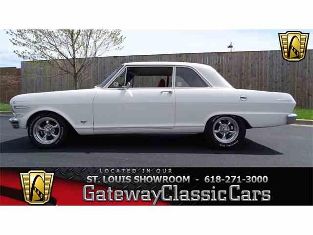 1965 Chevrolet Chevy II | 973972