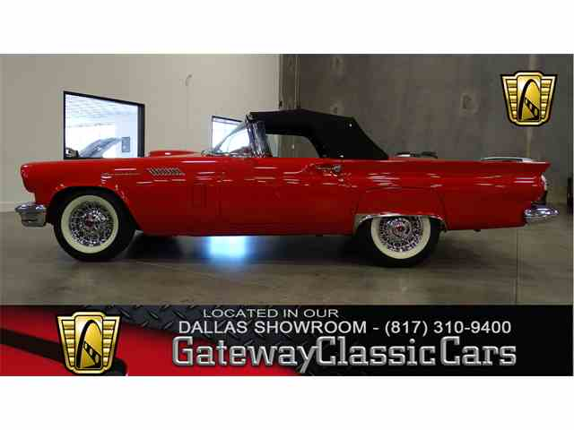 1957 Ford Thunderbird | 973981