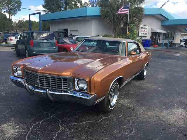 1972 Chevrolet Monte Carlo | 973982