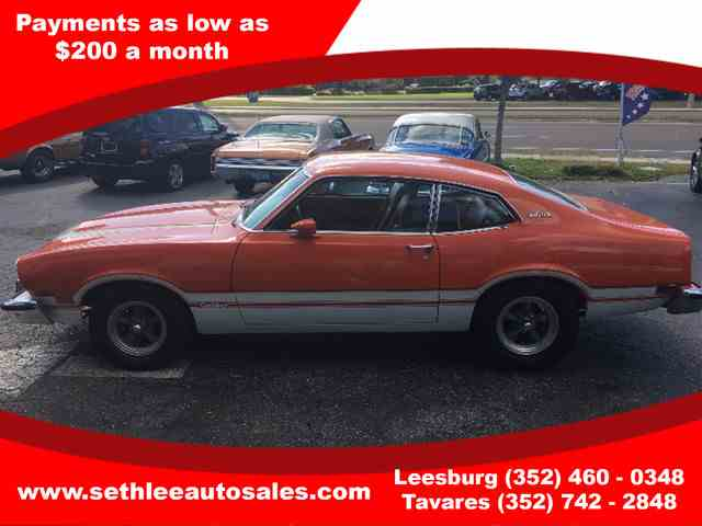 1974 Ford Maverick | 973983