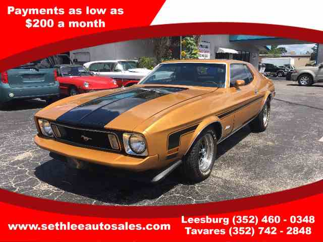 1973 Ford Mustang | 973985