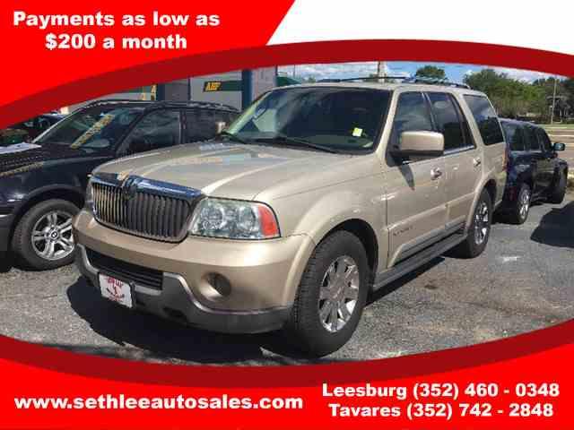 2004 Lincoln Navigator | 973986