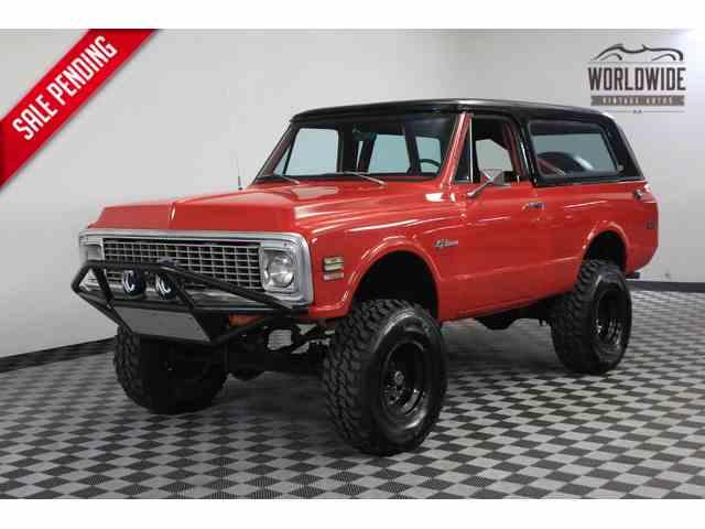 1972 Chevrolet Blazer | 973992