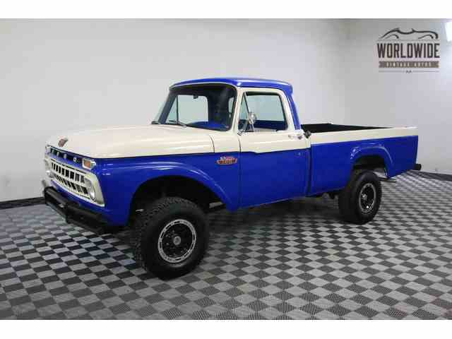 1965 Ford F100 | 973998