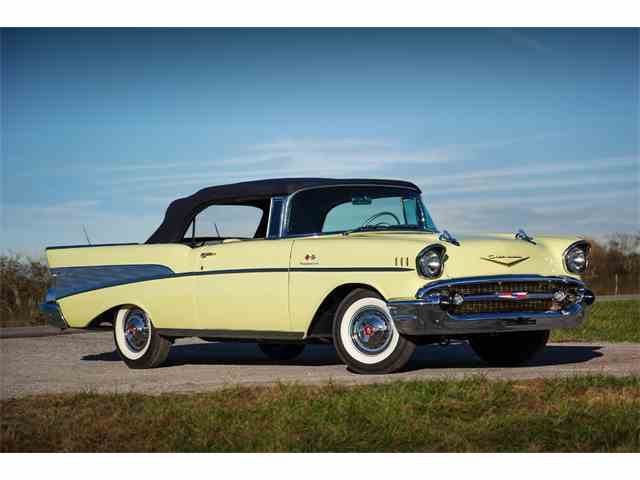 1957 Chevrolet Bel Air | 970004
