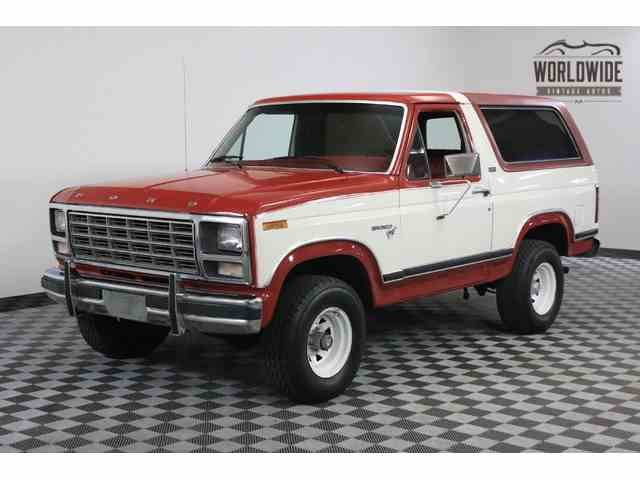 1980 Ford Bronco | 974005