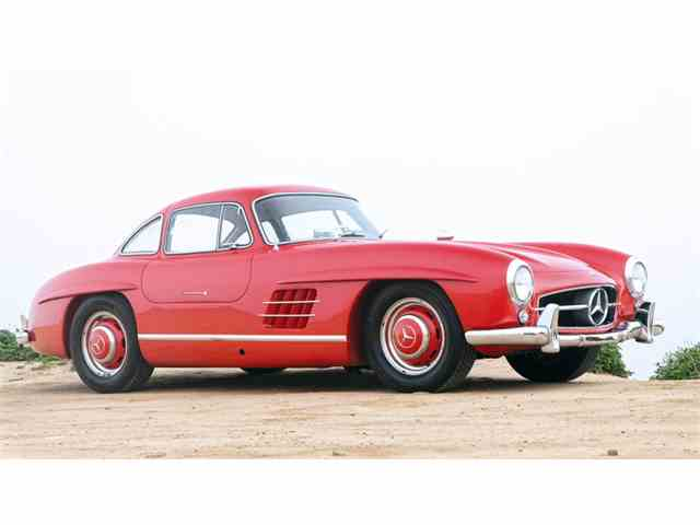 1957 Mercedes-Benz 300SL | 970401