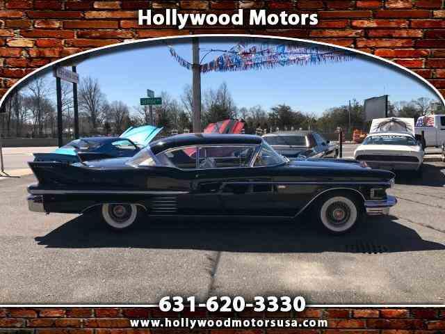 1958 Cadillac Series 62 | 974010