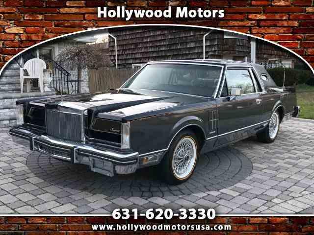 1981 Lincoln Continental Mark VI   974012