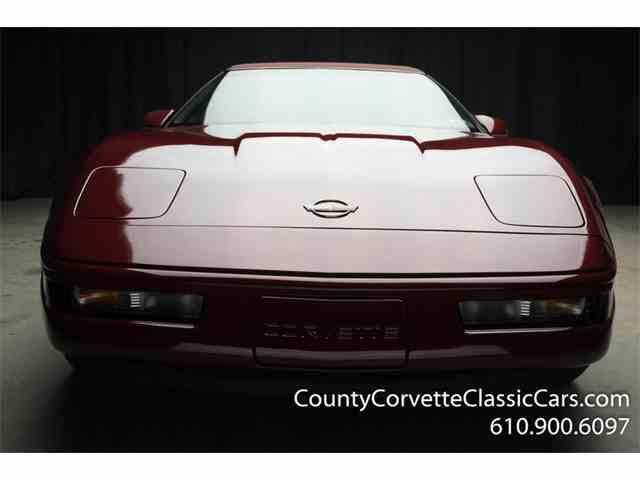 1993 Chevrolet Corvette | 974014