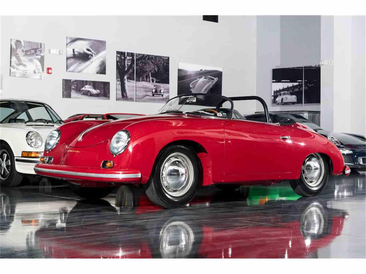 1959 Porsche 356a Gs Gt Speedster For Sale Cc
