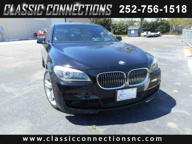 2012 BMW 7 Series | 974021