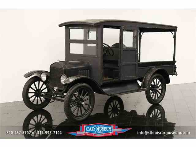 1923 Ford Model T Delivery Truck | 974039
