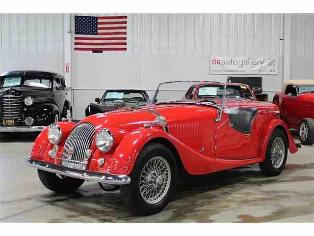 1963 Morgan Plus 4 | 974040