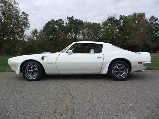 1972 Pontiac Firebird Trans Am | 974041