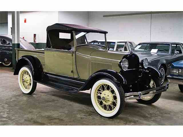 1928 Ford Model A | 974046