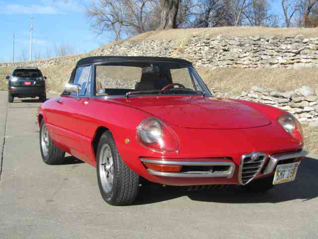 1969 Alfa Romeo Duetto Spider Veloce | 974049