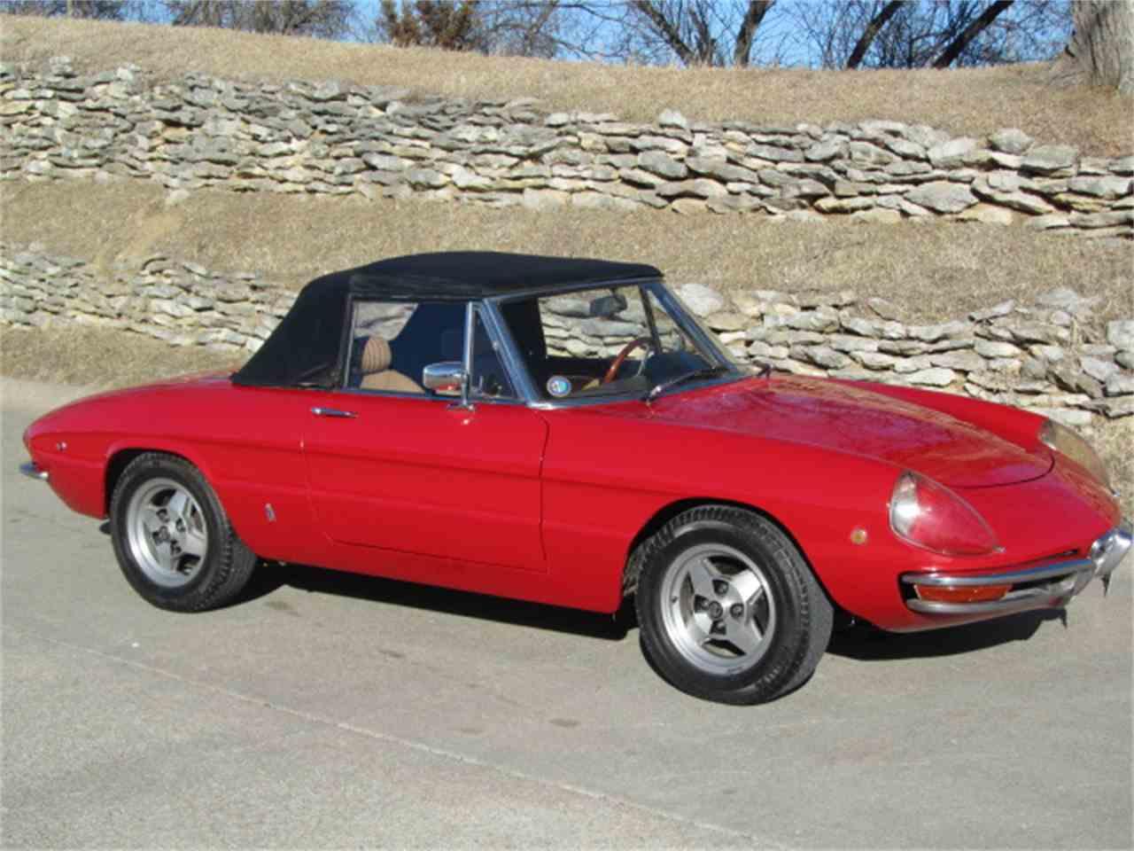 1969 alfa romeo duetto spider veloce for  | classiccars