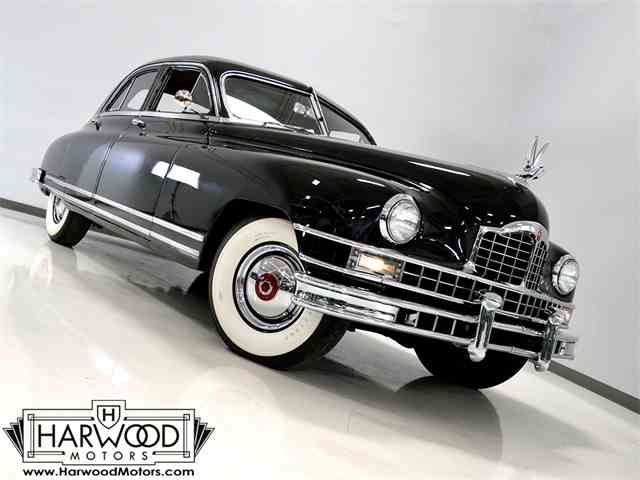 1948 Packard Custom Eight | 974056