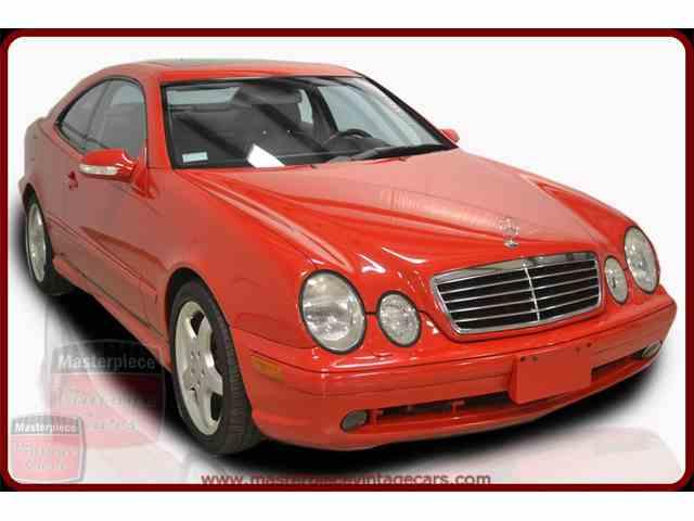 2002 Mercedes-Benz CLK430 | 974058