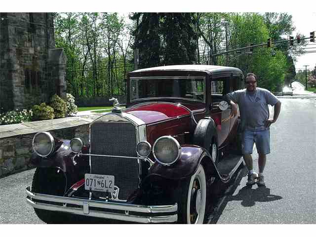 1930 Pierce-Arrow Model B Club Sedan | 974065