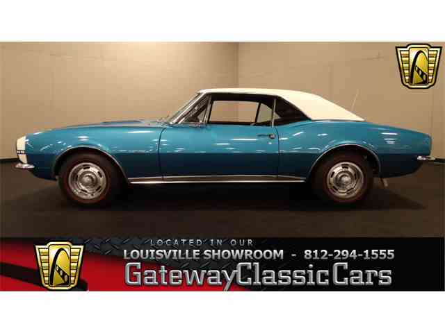1967 Chevrolet Camaro | 970407
