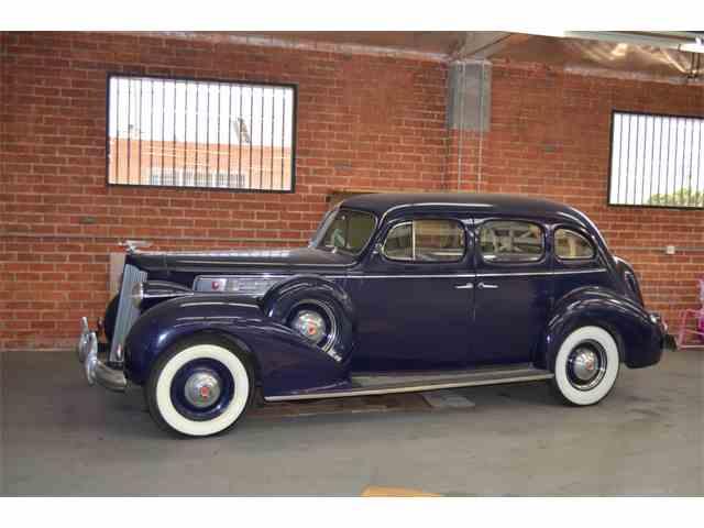 1939 Packard 1703 Super 8 Four Door Touring Sedan | 974071